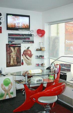 Hotel Europe Sofia : Beauty Salon