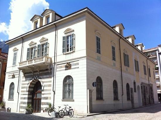 Domodossola, Włochy: Palazzo San Francesco
