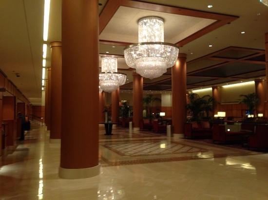 JW Marriott Washington, DC: ロビー