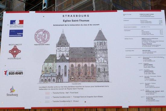 Église Saint-Thomas : Eglise Saint-Thomas, Strasbourg, FR