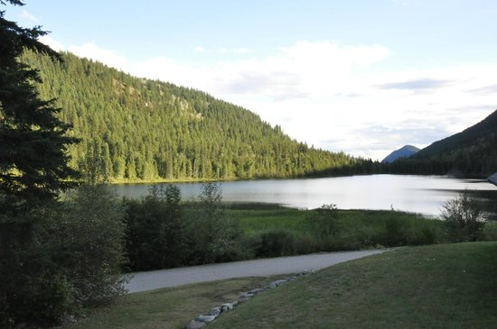 Alpine Meadows Resort: view from room