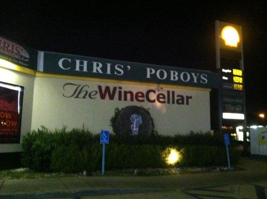 Chris's Po-Boy: Chris' Po-Boy
