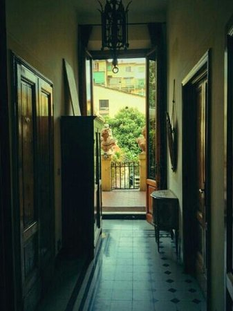 Ungherese: interno hotel
