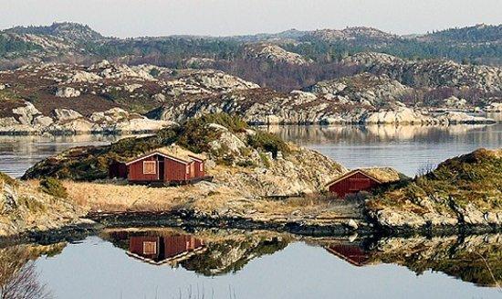 Trondelag, Norvège : Hitra. Photo: Gerd Larsson