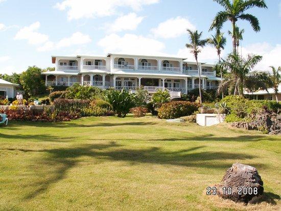 Villa Serena Hotel: Herrlicher Anblick