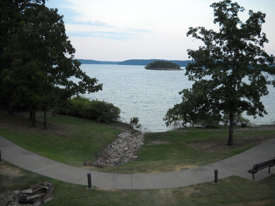 DeGray Lake Resort State Lodge : DeGray State Lodge