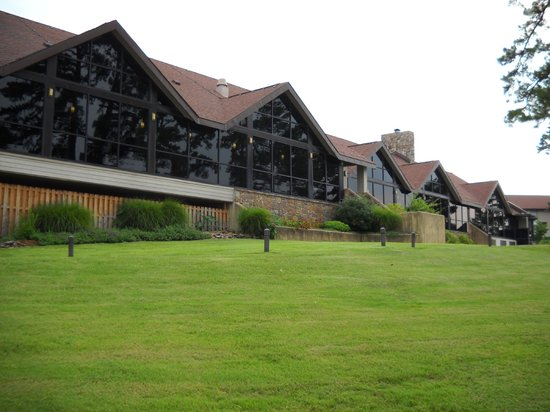 DeGray Lake Resort State Lodge: DeGray State Lodge