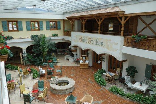 Hotel Ebner's Waldhof am See: Gütl Stube