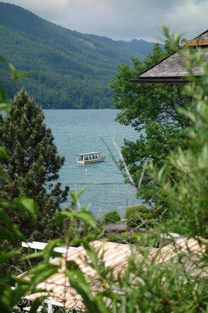 Hotel Ebner's Waldhof am See: Die eigene Hotel Zille bringt einen Schloss Fuschl....
