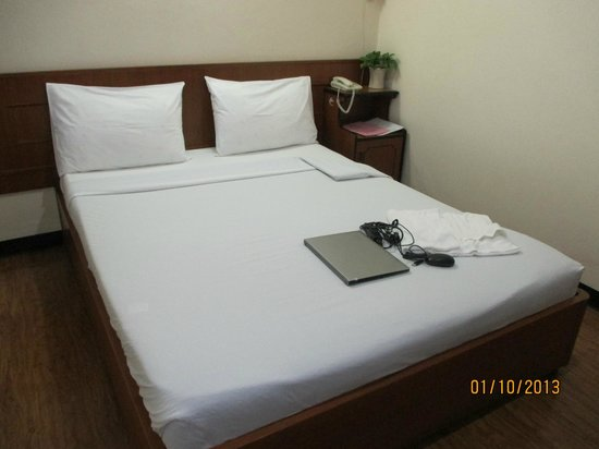 Muangphol Mansion: Double room
