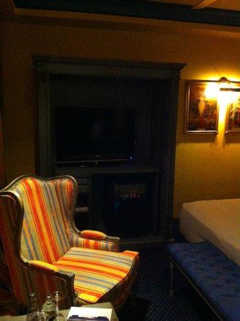 Europe Villa Cortes: room
