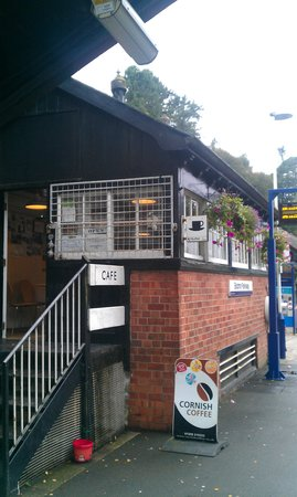 Signal Box Cafe: Signal box csfe