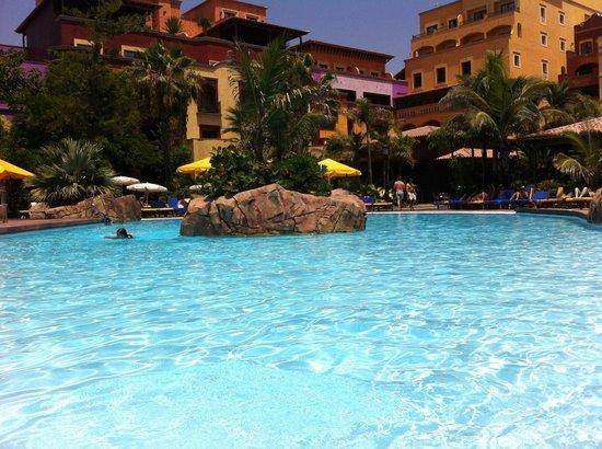 Europe Villa Cortes: pool