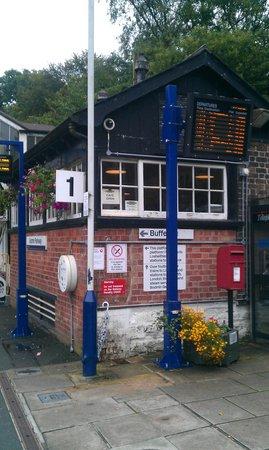 Signal Box Cafe: Bodmin station cafe
