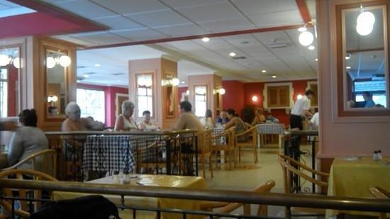 Blue Sea San Anton: ristorante