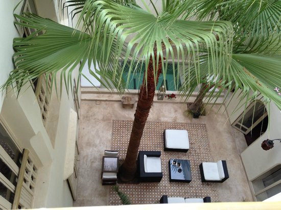 Riad 144 Marrakech: panoramica