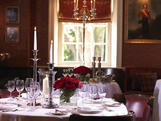 Enjoy a five star curry in The Curry Room at The OGH