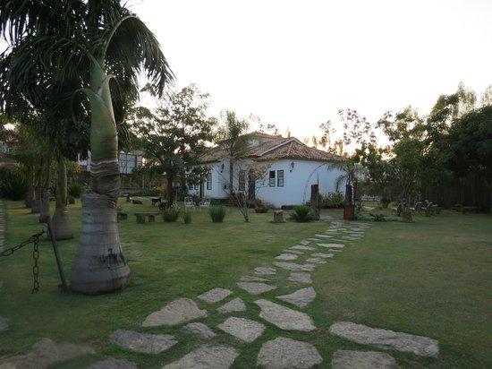 Pousada do Barão: A casão