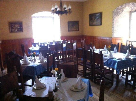 Hacienda La Cienega: Dining room