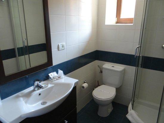 Hotel Reginetta I: Toilette