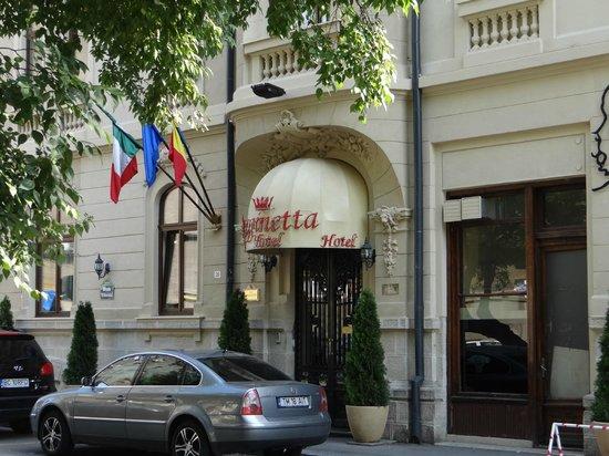 Hotel Reginetta I: Hotel