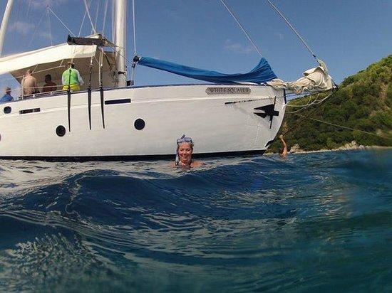 White Squall II: Cooper Island