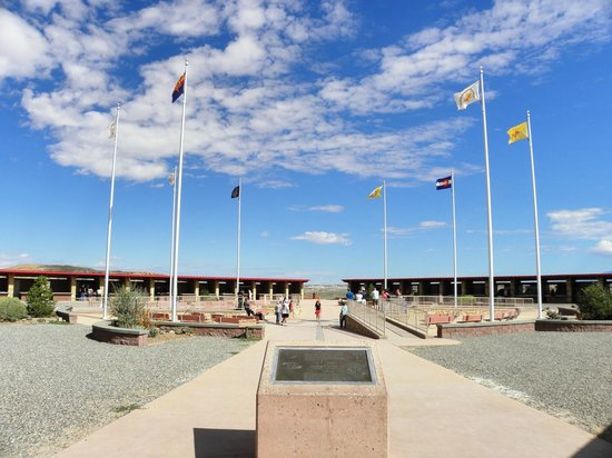 Four Corners Monument: Nel complesso