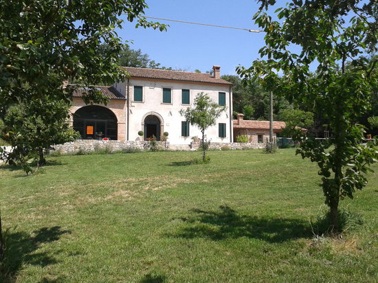 Cinto Euganeo, Italia: Agriturismo al Peraretto