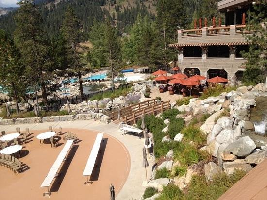 Resort at Squaw Creek: the resort