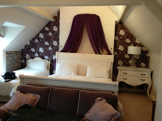 Meath Arms Country Inn: Master Suite