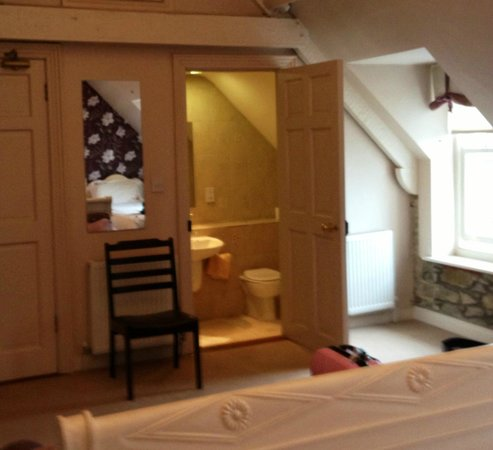 Meath Arms Country Inn: Suite bathroom