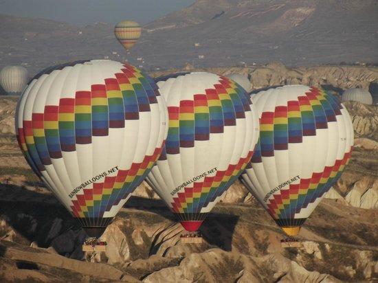 Rainbow Balloons: Triple Rainbows!!!
