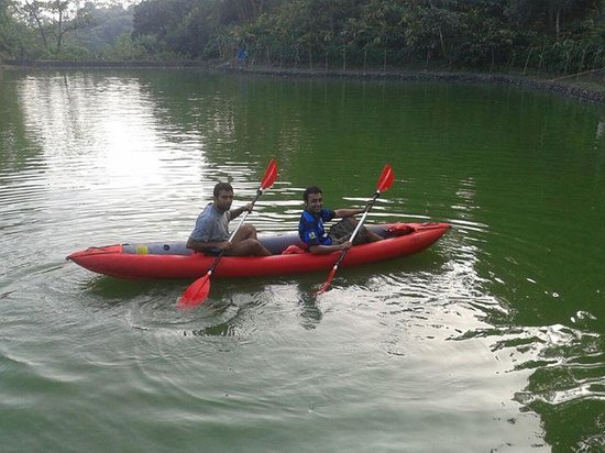 Elathottam: serene beauty of the water reservoir