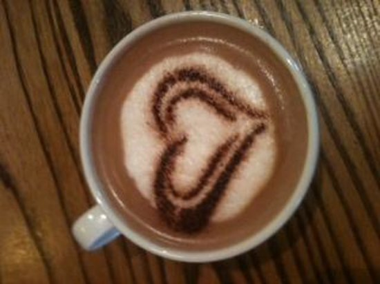 The Twelve Knights: The perfect Mocha - made by Vici - Tasted Amazing