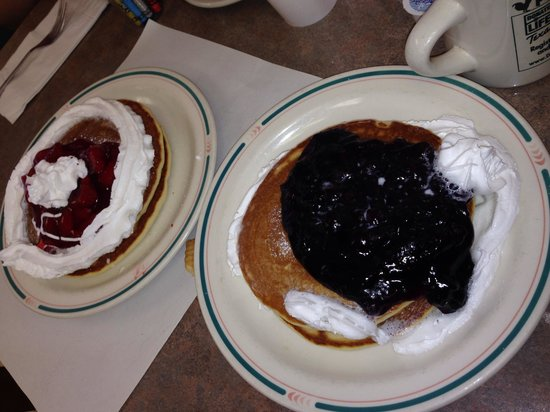 Pete's Cafe : Pancakes