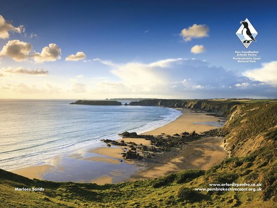 St Davids, UK: Marloes Sands