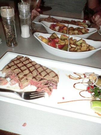 Paulus Restaurant: best tuna ever