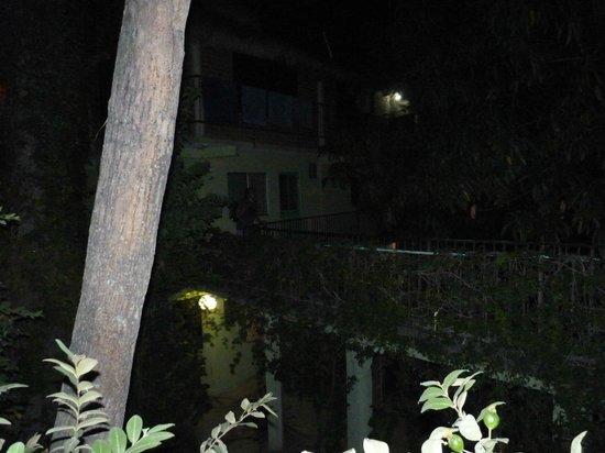 Hotel Posada Senor Manana: Esterno notte