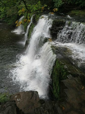Four Waterfalls Walk: Sgwd Y Pannwr