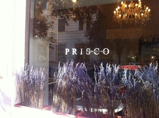 PRISCO ristorante in ROMA: Prisco