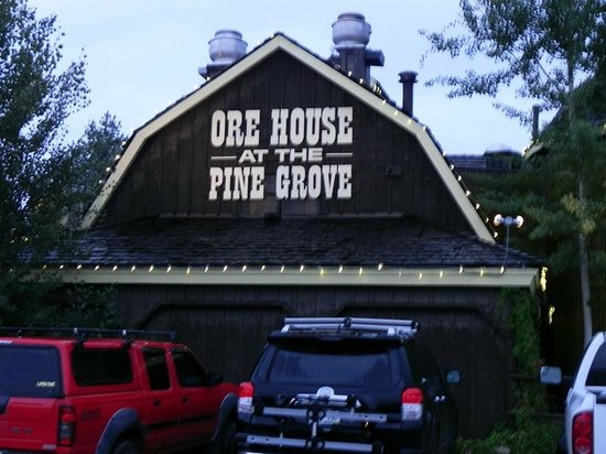 Ore House at the Pine Grove : The Original Barn