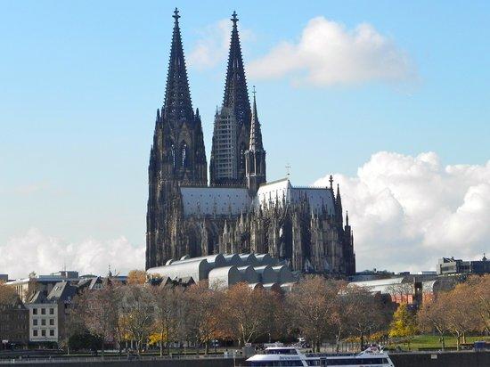 มหาวิหารโคโลญ: Catedral imponente e linda!