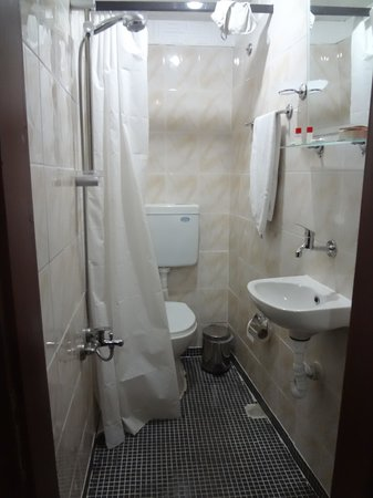 Hurriyet Hotel: Bagno