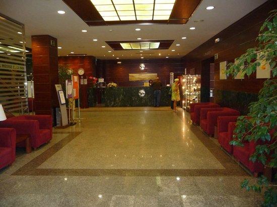 Prestige Goya Park: Foyer/Check -in