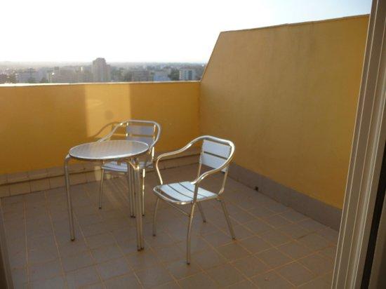 Prestige Goya Park : Balcony