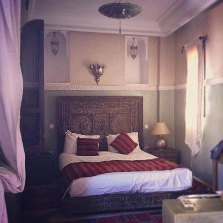 Riad Al Rimal: Jade suite