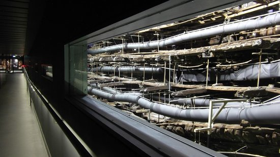 The Mary Rose Museum, Portsmouth Historic Dockyard