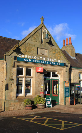 ‪Carnforth Station Heritage Centre‬