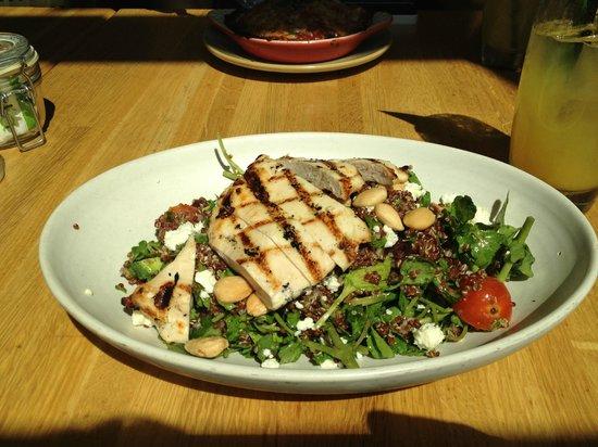 True Food Kitchen: Meditteranean chopped salad