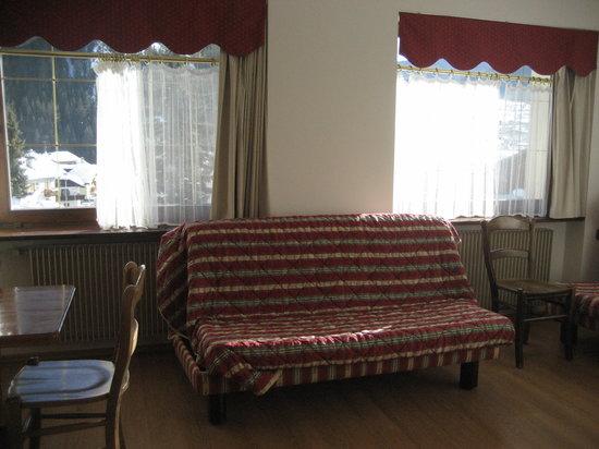 Hotel Miramonti Corvara: appartamento
